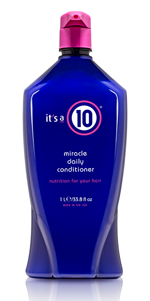 It's a 10 daily conditioner