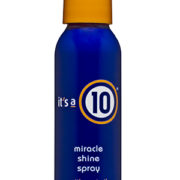 It's a 10 shine spray